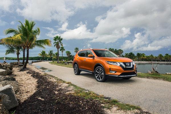 Tous les détails important sur le nouveau Nissan Rogue 2017