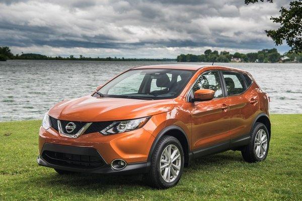Nissan Qashqai 2018 : le petit VUS facile à aimer