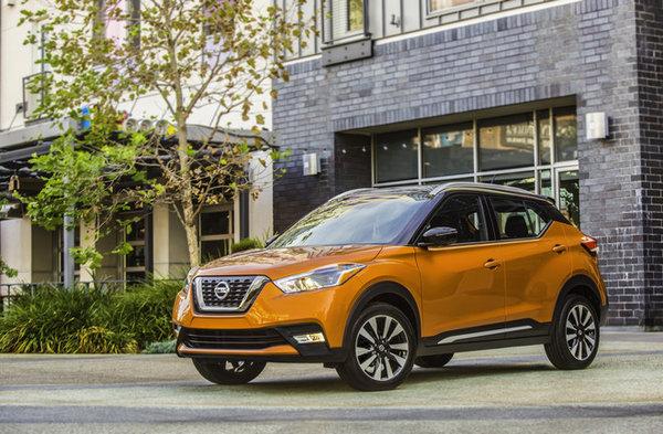 Tout ce qu'il faut savoir sur le Nissan Kicks 2018