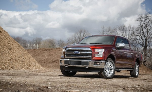 2016 Ford F-150: an All-Aluminum Legend