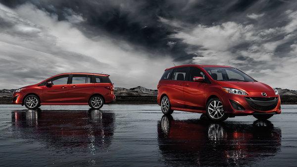 2014 Mazda 5 - Versatile Pleasure