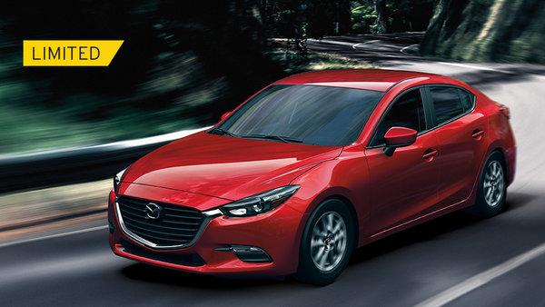 Mazda3 2017 Special Edition : obtenez en encore plus pour votre argent