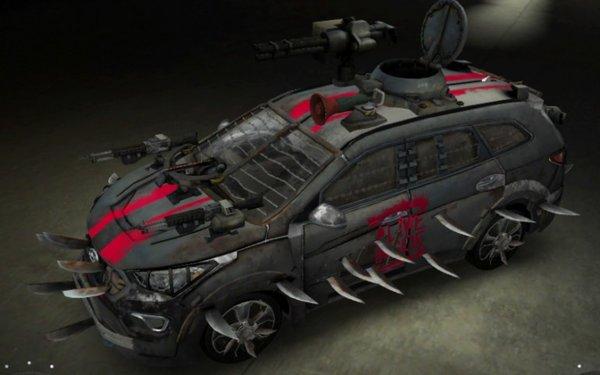 des voitures anti zombies signes hyundai