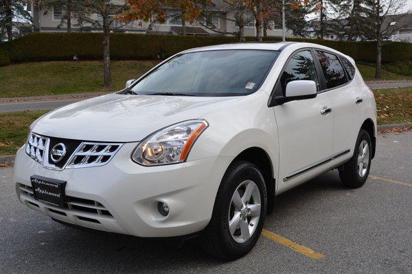 2013 Nissan Rogue SE FWD