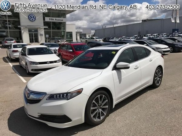 2015 Acura TLX Tech  - $185.00 B/W