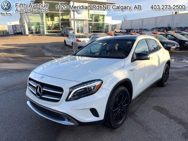 2015 Mercedes-Benz GLA-Class GLA 250 4MATIC  - $223.02 B/W