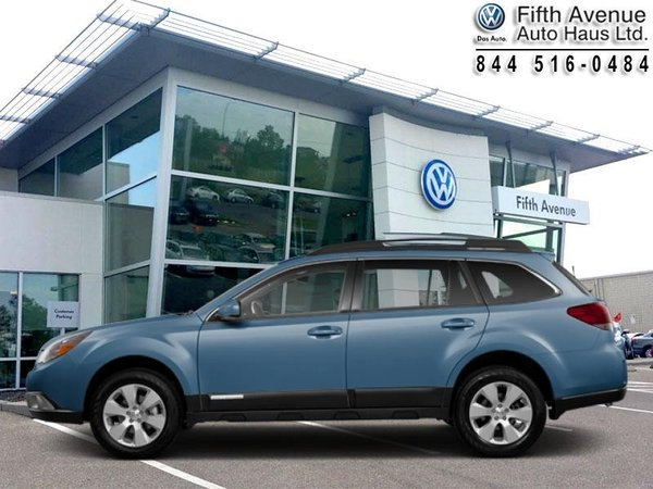 2010 Subaru Outback 2.5i Sport  - $117.49 B/W