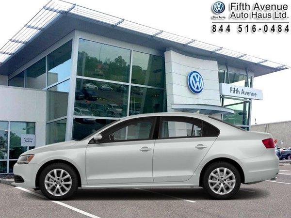 2014 Volkswagen Jetta 2.0 TDI Trendline+  - Certified - $125.02 B/W