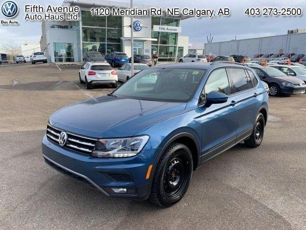 2018 Volkswagen Tiguan Trendline  - Certified - $184.97 B/W