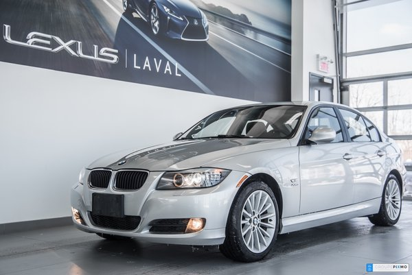 2011 BMW 3 Series 328XDrive / GPS / Cuir dakota / Toit ouvrant