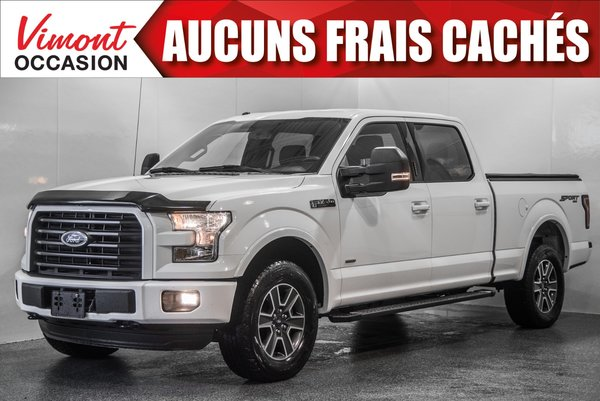 2016 Ford F-150 2016+XLT+SPORT+MOTEUR 3.5 ECO BOOST+CREW CAB+