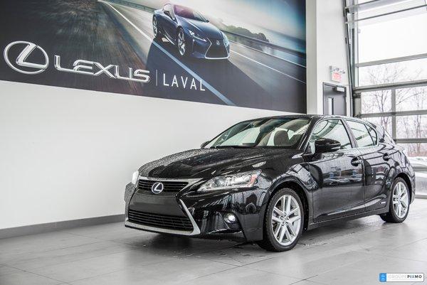 Lexus CT 200h TAUX A COMPTER DE 0.9% 2016