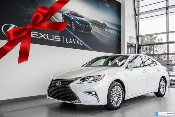 Lexus ES 350 CAMÉRA - CUIR - TAUX À COMPTER DE 1.9% 2017