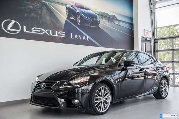 2015 Lexus IS 250 ENS LUXE/NAVIGATION/GPS