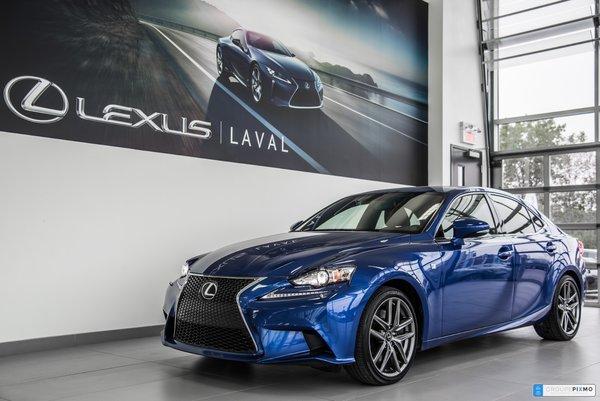 Lexus IS 350 F SPORT 2 - Taux à compter de 1.9% 2014