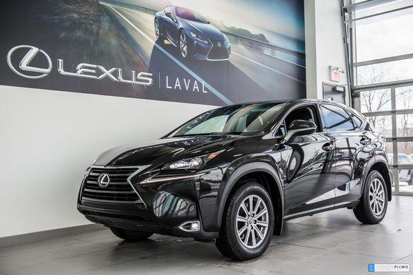 2015 Lexus NX 200t AWD-Camera-cuir-sièges chauffant