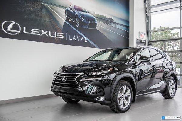Lexus NX 200t Exécutif- Navigation- Vision tête haute. 2015