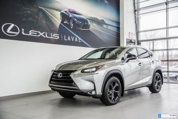 Lexus NX 200t TAUX A COMPTER DE 1.9% 2017