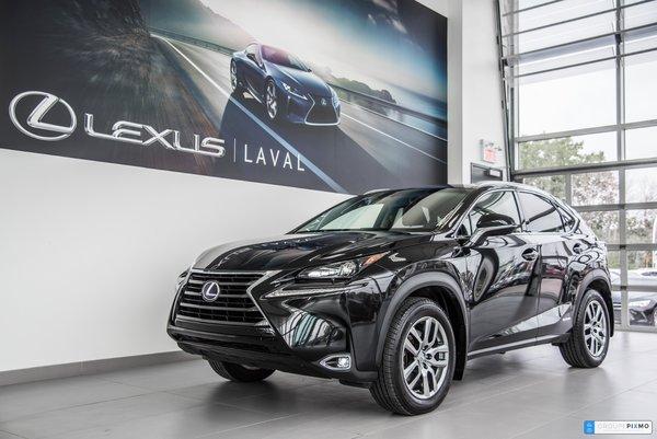 Lexus NX 300h Hybride - Taux à compter de 1.9% 2016