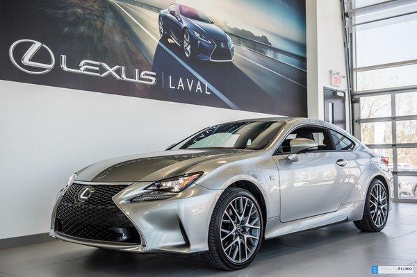 2016 Lexus RC 350 Achat $343/2 Sem Taxe INCL $0 Cash