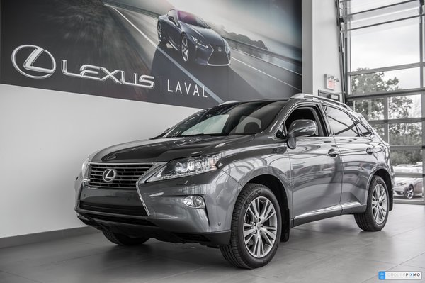 Lexus RX 350 Touring-Navigation-BSM-Bluetooth-Volant Chauffant 2014
