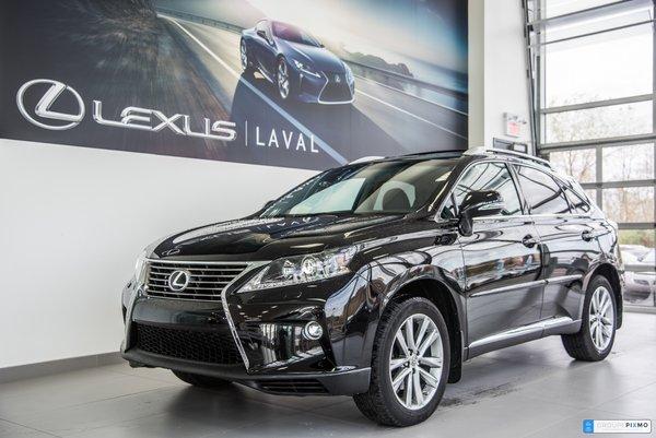2015 Lexus RX 350 Sport Design / Camera / Toit Ouvrant et plus!