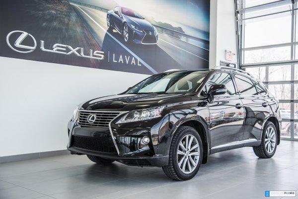 Lexus RX 350 Touring-GPS-BSM-Caméra-Toit Ouvrant 2015