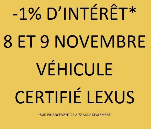 Lexus RX 350 Navigation- Taux a compter de 1.9% 2015