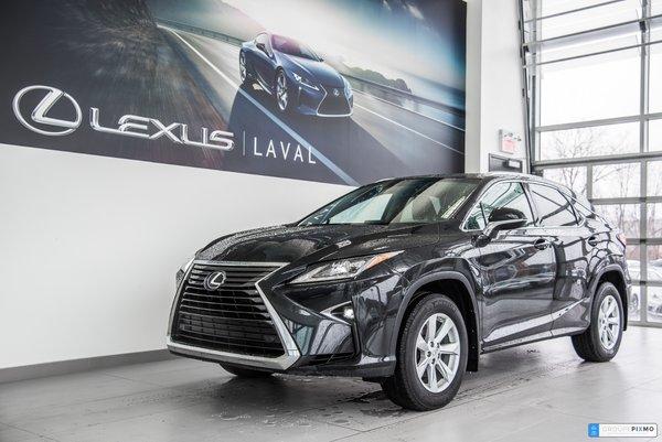 2016 Lexus RX 350 Seulement 19,900 kms Jamais accidenté