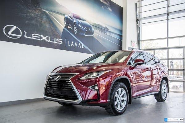 Lexus RX 350 AWD, Taux a compter de 1.9% 2016