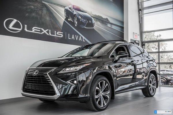 Lexus RX 350 Luxe au prix d'un modèle de base! 2016