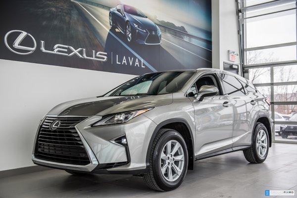 2017 Lexus RX 350 AWD- Taux à compter de 1.9%