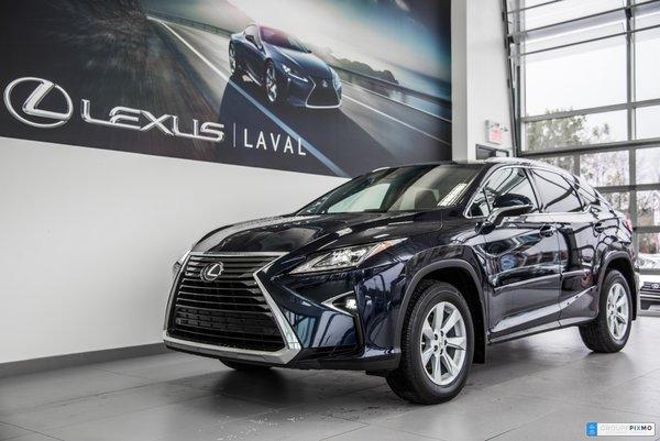 2017 Lexus RX 350 AWD-Bas kilo-Taux a compter de 1.9%