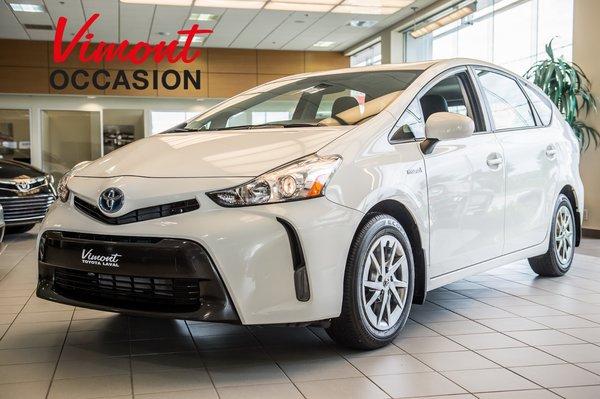 2016 Toyota Prius v CAMERA DE RECUL