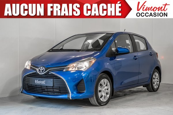 Toyota Yaris HB LE A/C GR ÉLECT COMPLET 2015