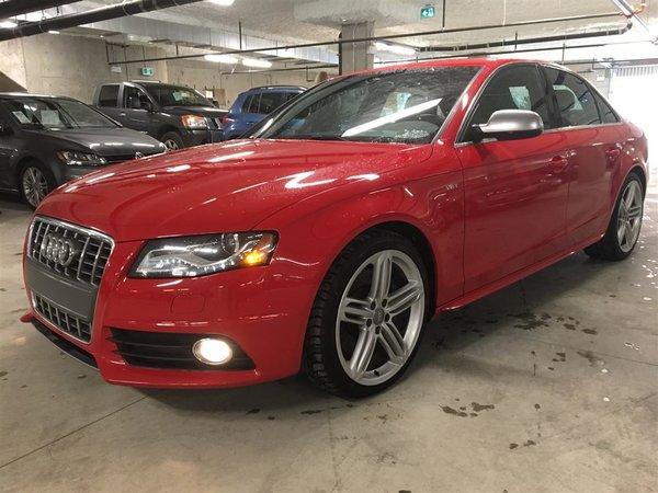 2011 Audi S4 Premium 6spd