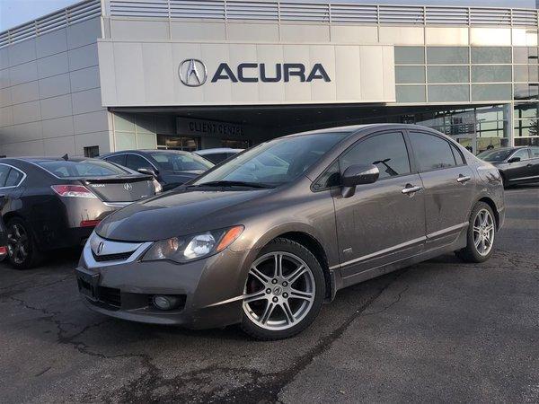 2010 Acura CSX TECH   TINT   ONLY49000KMS   NAVI   LEATHER
