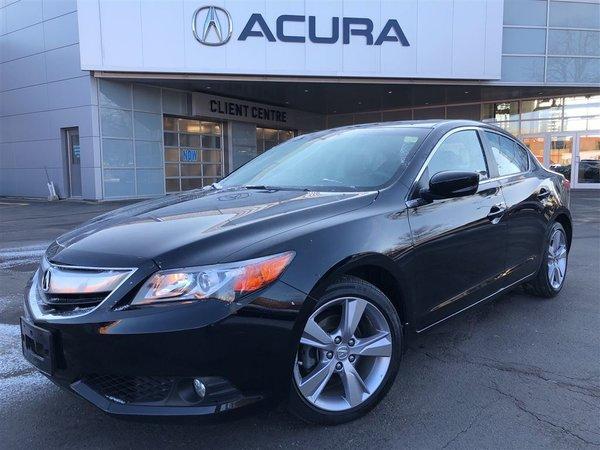 2014 Acura ILX PREMIUM   OFFLEASE   150HP   3.3%   5SPD