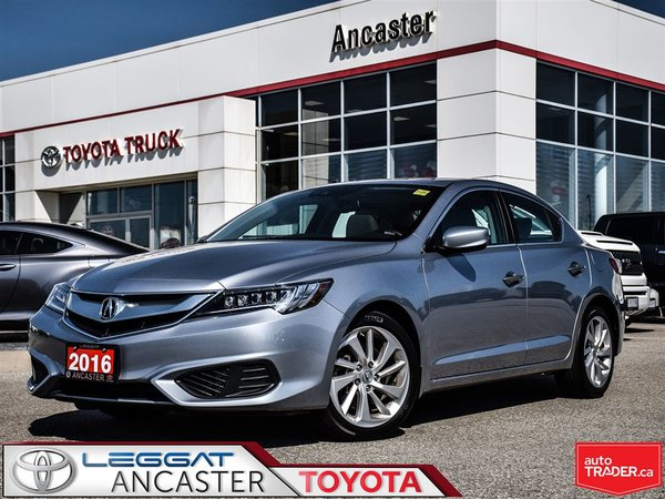 2016 Acura ILX Technology Package