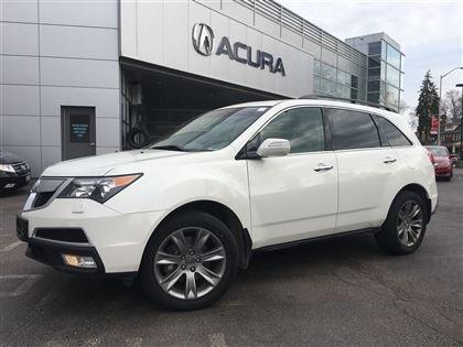 2013 Acura MDX ELITE   NEWTIRES   NEWBRAKES   FULLYLOADED