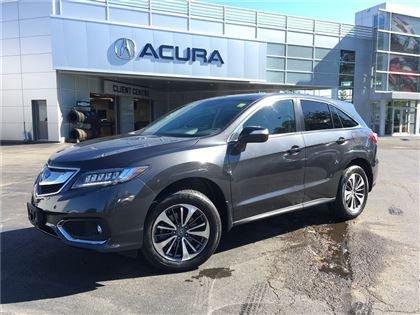 2016 Acura RDX ELITE   NAVI   SENSORS   1OWNER   HTDSEATS
