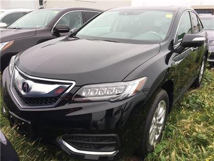 2017 Acura RDX Tech (A6)