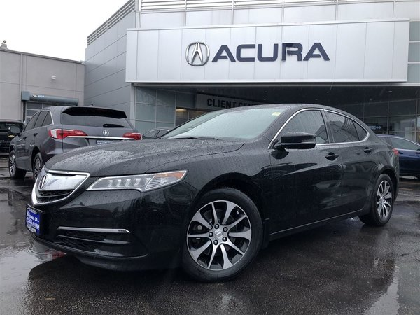 2015 Acura TLX TECH   NAVI   NEWBRAKES   ONLY57000KMS   TINT