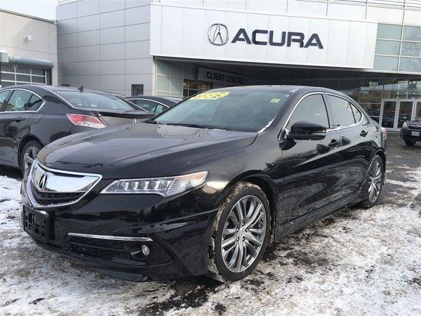 2016 Acura TLX TECH   $1000OFF   2.9%   ASPEC   FOGLIGHTS   TINT