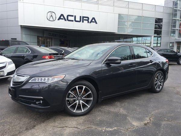 2016 Acura TLX Elite