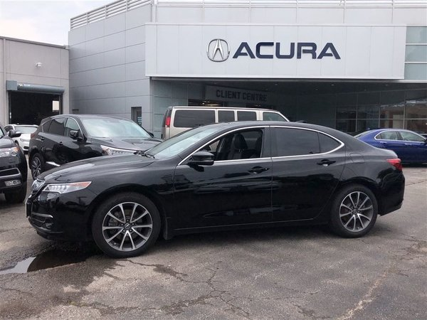 2017 Acura TLX ELITE   1OWNER   NOACCIDENTS   ONLY38000KMS