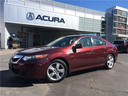 2009 Acura TSX BASE   6SPD   1OWNER   SUNROOF   HTDSEATS