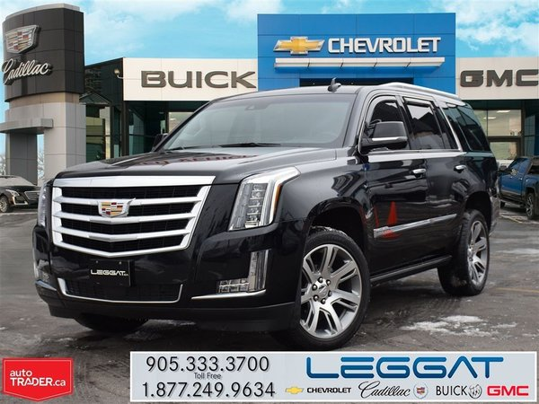 2015 Cadillac Escalade Premium? Nav/ Rear DVD/  Sunroof/22 Wheels