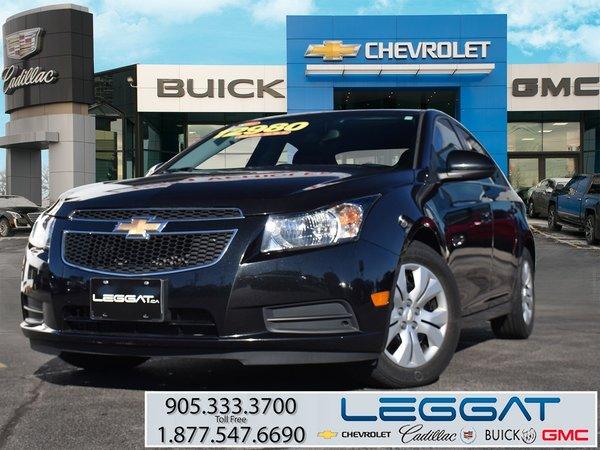 2014 Chevrolet Cruze 1LT/CONNECTIVITY PACKAGE