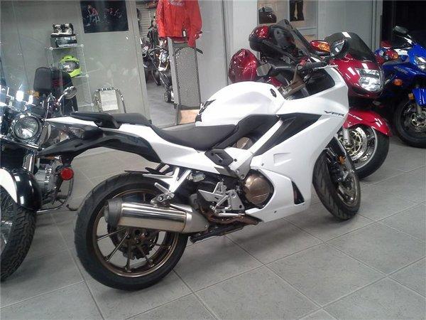 2015 Honda VRF800 ABS